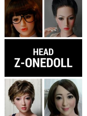 Sex doll Head - Z-ONEDOLL