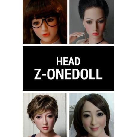 Sex doll Head - Z-ONEDOLL