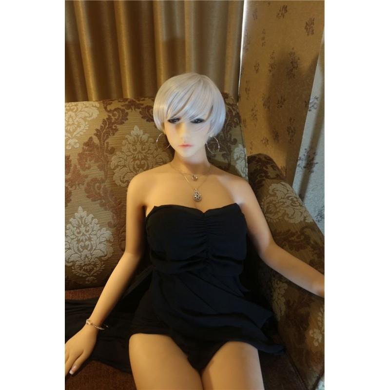 cute love doll maiden doll head cecilia 5ft 5in 165cm. Black Bedroom Furniture Sets. Home Design Ideas
