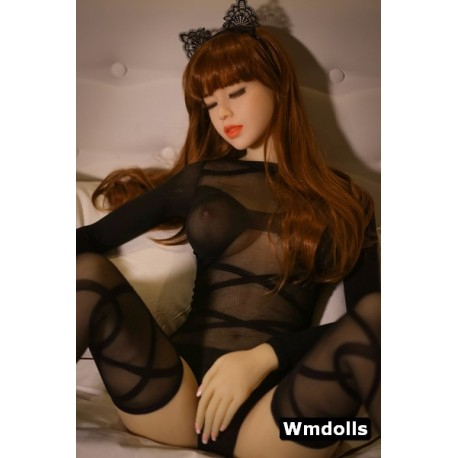 WM DOLL Love doll – Eyes closed - Milly - 5ft 2in - 158cm