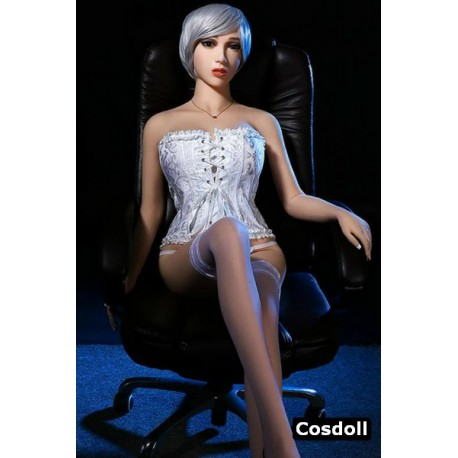 Life size real doll - Precilia - 5ft 5in (165cm)