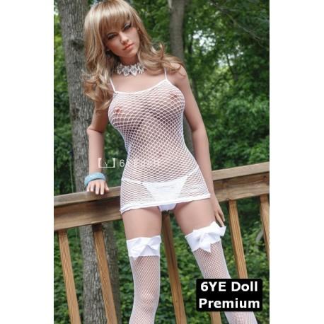 Female Love Doll TPE partner - Doriane – 5ft 5 (165cm)