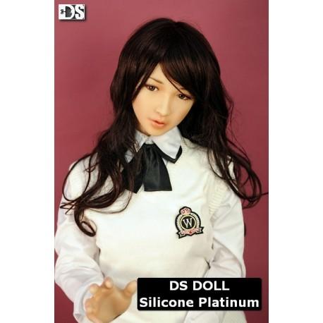 DS DOLL silicone nymphomaniac student – 160cm - Jiayi