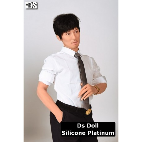 Silicone male doll - DS DOLL – 170cm - Herman