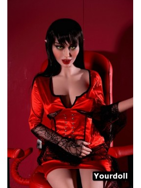 The Vampire Woman – Life size elf doll – 4ft 10 (148cm)