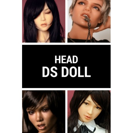 Sex doll Head - DS DOLL