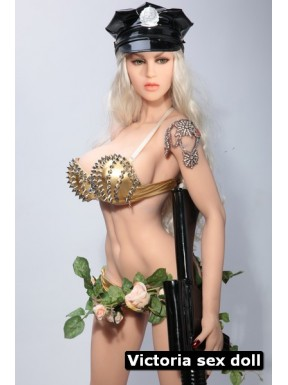 The Tribal Beauty - Victoria sex doll - Catherine – 4ft 9 (150cm)