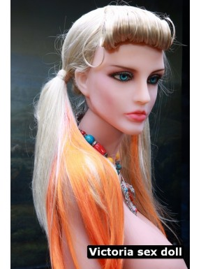 The fashion victim – Life size TPE doll - Adèle – 5.4ft (165cm)