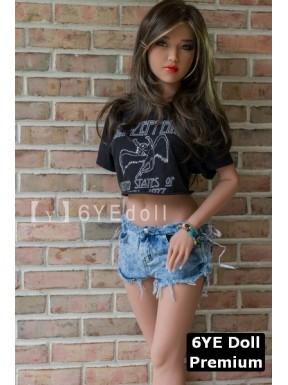 The feminine model - TPE Premium doll - Evita - 4ft 11 (150cm)