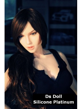Platinum silicone DS DOLL (DOLL SWEET) - Sandy - 160cm Plus