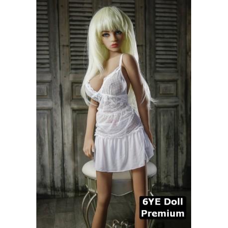 Ultra lite - 6YE DOLL Premium Huge boobs - Tibby – 4ft 4 (132cm)