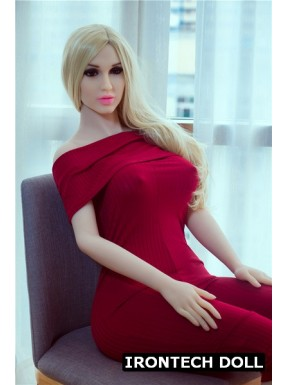 Large size real doll from IRONTECH DOLL - Suzie – 5ft 6 (170cm)