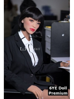 The devoted secretary - 6YE Premium - Alizee – 5ft 5 (165cm)