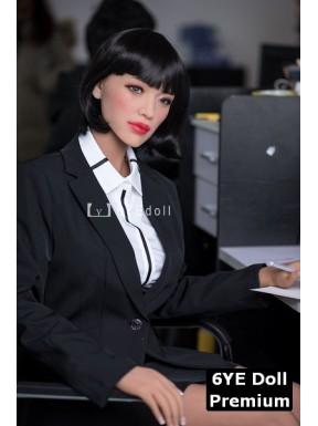 The devoted secretary - 6YE Premium - Alizee – 5ft 5 (165cm)