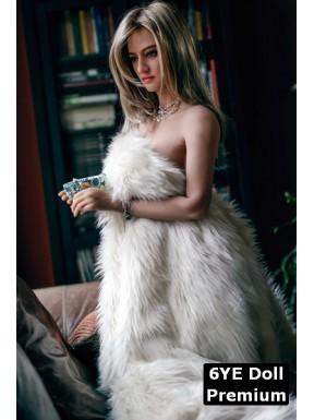 6YE Premium luxury sex doll - Meryl – 5ft 2 (161cm) E-CUP