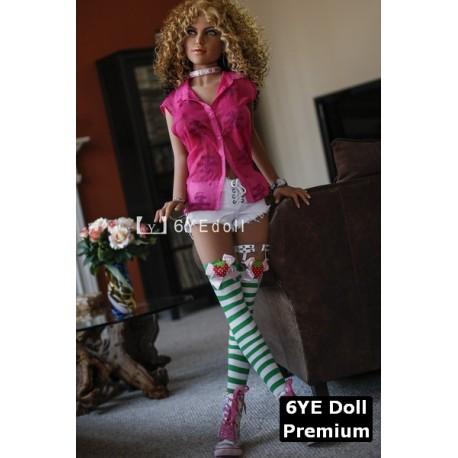 Modern TPE sex doll - Iza – 4ft 11 (150cm)