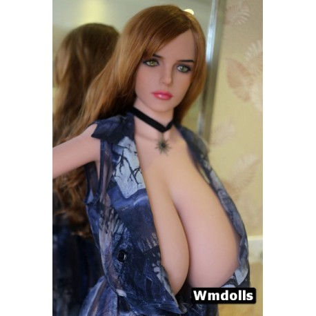 TPE Real Doll (XXXL Bust / K-CUP) - Julie – 5ft 5in (165cm)
