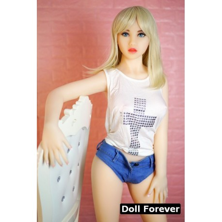 Robust articulated TPE doll - Bella – 4ft 8 (146cm)