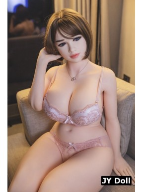 Plump woman - JY DOLL FAT in TPE - Linda - 5ft 3 (162cm)