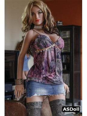 The archetype of the sexy woman - Asdoll doll - Jan - 5ft 6in (170cm)