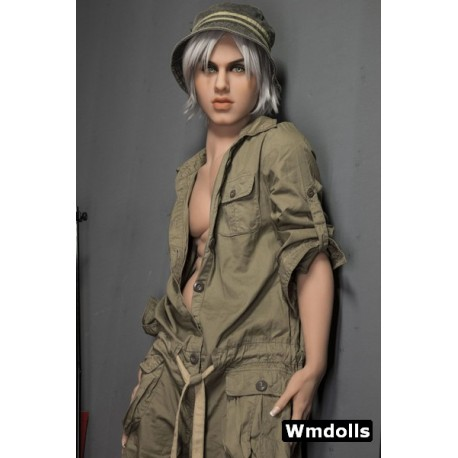 Masculine TPE Real doll - Patrick – 5ft 2in (160cm)