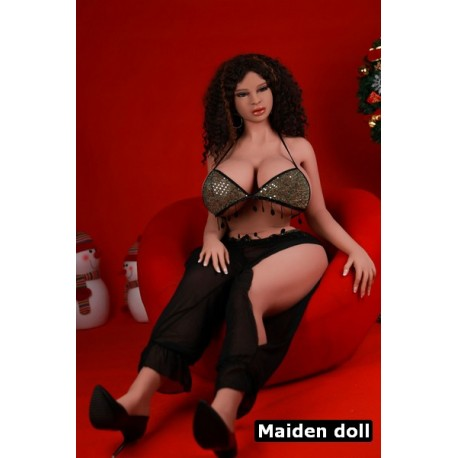 Maiden doll with enormous buttocks - Ashley – 5.6ft (162cm)