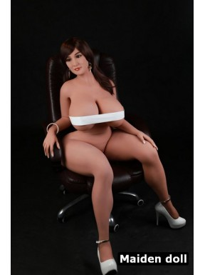 Maiden Doll with large buttocks - Aspen – 5.6ft (162cm)