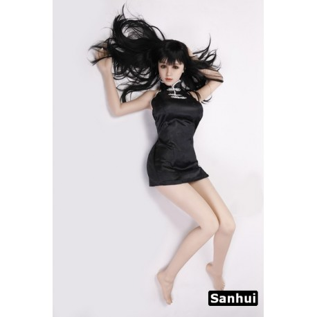 Real sexy silicone doll from Sanhui - Liza – 5.2ft (158cm)