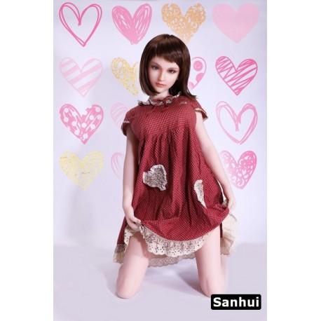 Sanhui silicone Sex doll - Eloise – 4.7ft (145cm)