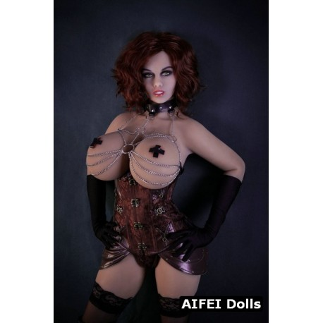 Large TPE doll from AIFEI Dolls with big breasts TPE - Ada – 5.6ft (170cm)