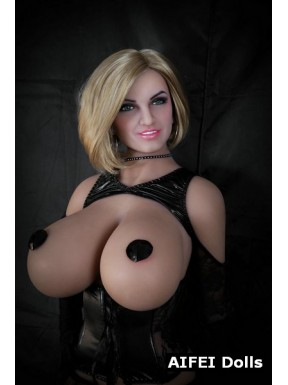 TPE Sex doll with large breasts - Mag – 5.6ft (170cm)
