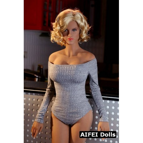 TPE collector's sex doll - Rose Mary – 5.4ft (165cm)