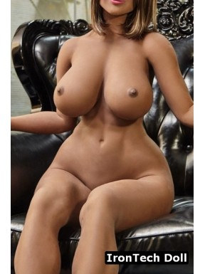 Irontech doll - 5ft 2in (158cm) Wide Hips