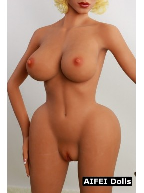 TPE doll from AF Doll with large buttocks – 5.1ft (157cm)