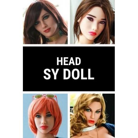 Head SY Doll