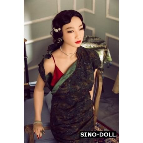 Silicone sex doll from SINO-DOLL - Amanda – 5.2ft (161cm)