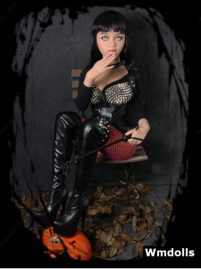 Halloween Doll from Wmdolls - Vampirella - 4ft 7in - 140cm - WM Doll