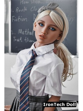 TPE Love doll from IronTech Doll - Victoria – 4.9ft (150cm)