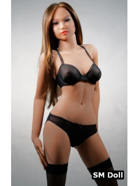 Realistic sex doll from SM Doll in TPE - Elo – 4ft 10 (148cm) B-CUP