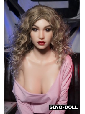 SINO-DOLL silicone sex doll - Debby – 5.2ft (152cm) D-Cup