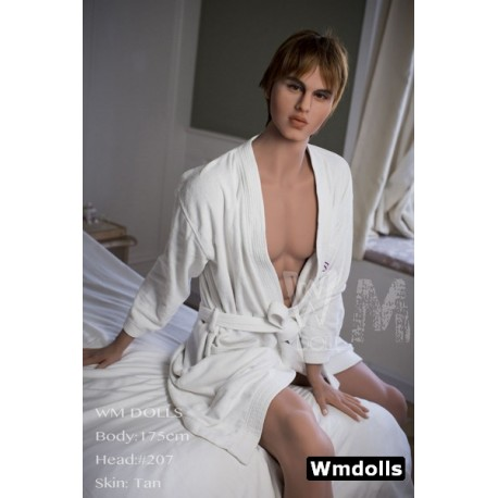 Real Male Sex doll from Wmdolls - Sylvain – 5ft 7 (175cm)