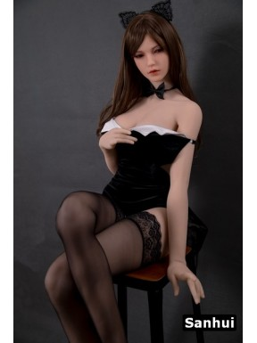 Silicone Sanhui Sex doll - Lorene – 5.5ft (168cm)