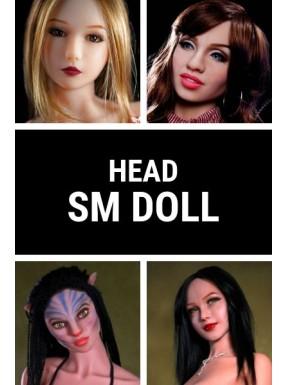 Head SM Doll