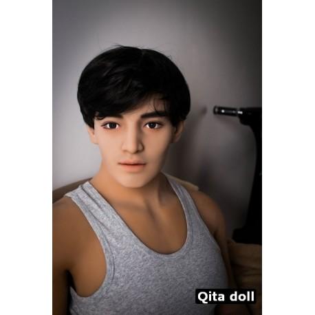 Realistic male model - Qita doll in TPE - John – 5.9ft (180cm)