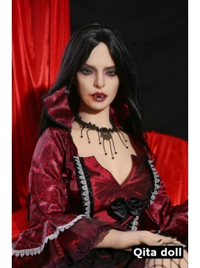 Female Dracula Qita doll in TPE - Qiangwei – 5.6ft (170cm)