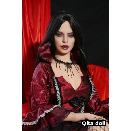 Female Dracula Qita doll in TPE - Qiangwei – 5.6ft (170cm)