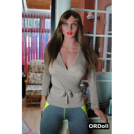 Sex slave TPE sex doll - Orleane – 5.4ft (167cm)