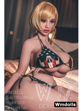 TPE Sex doll for men from WM Dolls - Jenna – 4.9ft (150cm) M-Cup