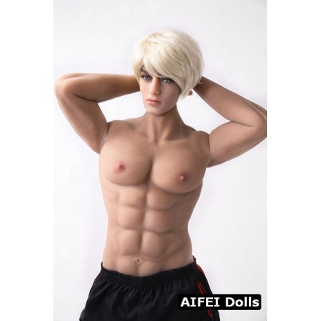 Male TPE doll for Women - Adil – 5.10ft (180cm)
