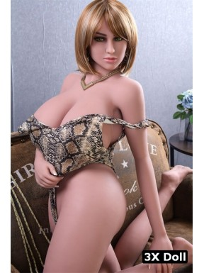 TPE doll from 3X Doll - Salome – 5.4ft (165cm)